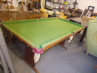6FOOT SNOOKER TABLE FOR SALE