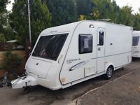 2010 Compass Corona Club 474 4 Berth Caravan Motor Mover Awning! Bargain!