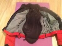 CLOVER NITRO motorcycle jacket