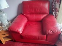 3 seater sfa and 1 chair