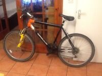 £40 Apollo bike 26 wheel 21 frame18 gears all working in good condition can deliver for petrol cost