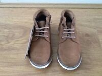 M&S boys boots size 10 Bnwt