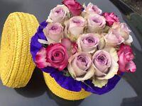 Fresh Cut Flowers/Gift Boxes/Bouquets