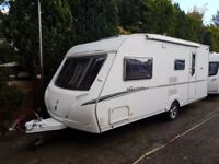 2009 Abbey Spectrum 416 4 berth caravan MOTOR MOVER, Awning, BARGAIN !