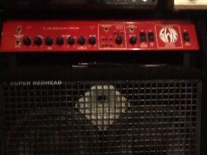 Redhead bass amp