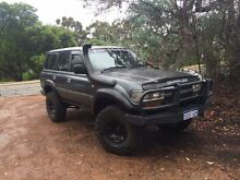 Wrecking 80 series landcruiser Clarkson Wanneroo Area Preview