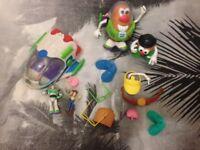 Toy story items joblot