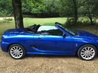 MG TF 1.8 135 Convertible low mileage ONLY 40k