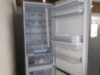 KENWOOD KNFD2MX20 70/30 Frost-Free Fridge Freezer - Inox