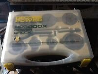 record RP3000 power chuck