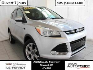 2014 Ford ESCAPE AWD TITANIUM NAVIGATION, CUIR CHAUFFANTS