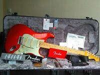 Fender Stratocaster American elite BLACK FRIDAY DEAL TILL MIDNIGHT FRIDAY was£1250 NOW £1100