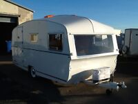 1968 thomson glenmore 4 berth with 2 doors vintage Classic caravan