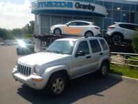 2003 Jeep Liberty LIMITED*4x4*AC*CRUISE*SIÈGES CHAUFFANT*MAGS*