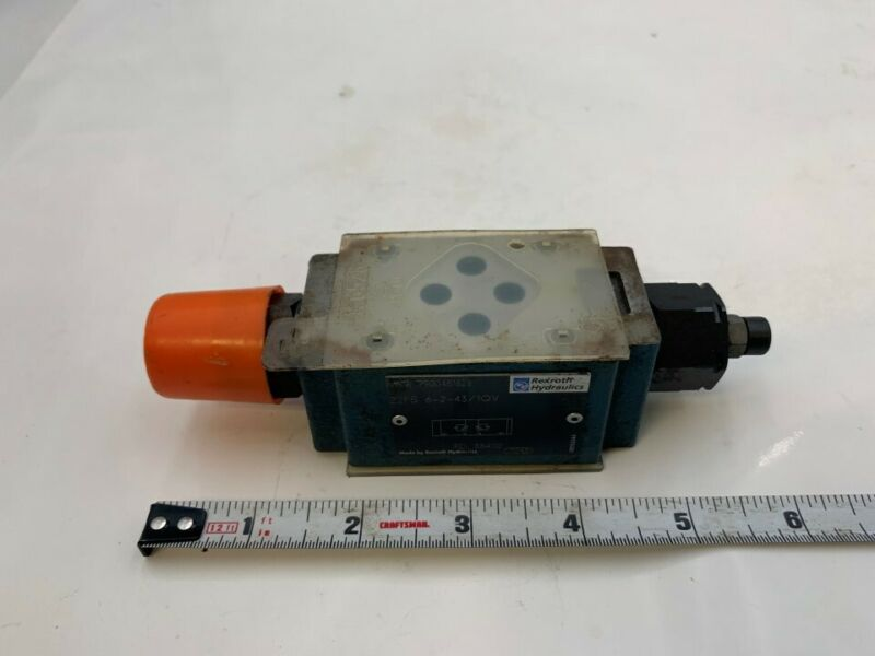 Rexroth Hydraulic Valve Model: R900481623 Z2FS 6-2-43/1QV
