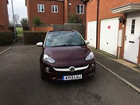Vauxhall Adam 1.4 i VVT 16v GLAM Hatchback 3dr Petrol Manual