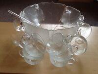 Aspen 26 Piece Punchbowl Set