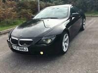 BMW 645ci, 4.4/V8 Massive Spec, FSH, Black, 2004