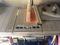 "Power Craft 10"" Table Saw 240v"