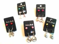 Brand new earrings only £1 plus buy one set get one set free