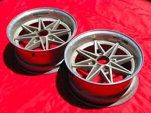 Devil Japan Shadow wheels PAIR 15x6.5 4x114.3 JDM SSR Volk kyusha Kalorama Yarra Ranges Preview