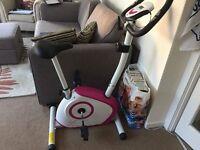 Davina Magnetic Exercise Bike