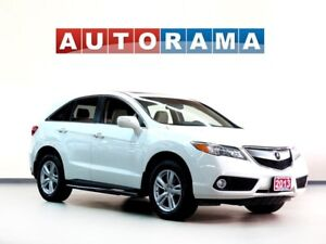 2013 Acura RDX TECHNOLOGY PACKAGE NAVI LEATHER SUNROOF BACKUP CA