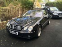 Mercedes-Benz CL 500 Automatic