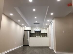 2 Bedroom + Den Legal Basement Apartment for Lease in Aurora