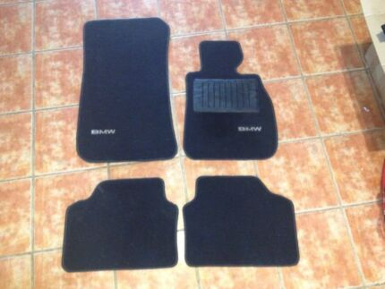 Bmw E46 floor mats Orelia Kwinana Area Preview