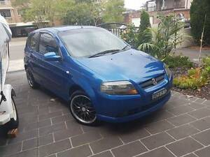 2007 Holden Barina Hatchback Campsie Canterbury Area Preview