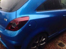 Slammed Corsa Vxr For Sale Arden Blue (Low miles)
