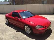 1996 Honda CRX Coupe Bonnyrigg Heights Fairfield Area Preview