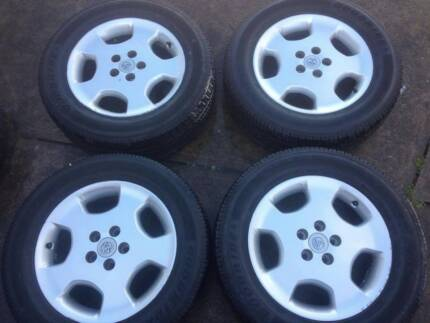 2003 Toyota Kluger Grande 17 inch wheels x 5 Galston Hornsby Area Preview