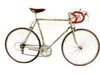 Gazelle Tour De Avenir 58 cm Frame Brooks Edition Classic Road bike Lightweight Fully Serviced