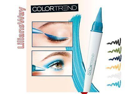 Avon Colortrend Chopsticks Lidstrich Verschiedene Farbtöne
