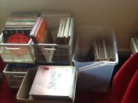 """I AM SELLING MY ENTIRE COLLECTION OF 484 L.P's + 23 - 12"""" singles"""