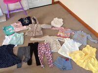 Girls 1-2 year bundle