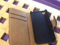 iPhone 4s or 4 real leather case