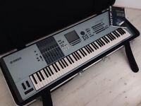 Yamaha Motif XS8 Synthesiser Keyboard Piano