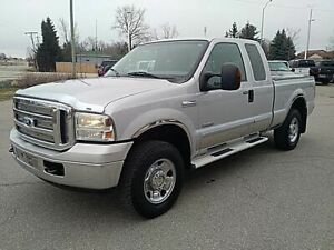 2006 Ford F-250 SUPER DUTY Diesel XLT 4x4