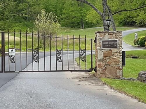 1.3 Acres within the Smoky Mountain Country Club Community in Whittier, NC