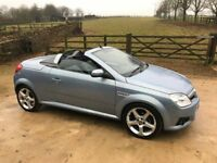Vauxhall Tigra 1.8 2007 convertible in excellent condition