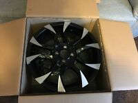 "17"" alloy wheels brand new ** will accept offers**"