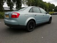 AUDI A4 1.8 TURBO LOW MILES SERVICE HISTORY DRIVES TOTALLY FIRST CLASS AMAZING CONDITION AA OR RAC