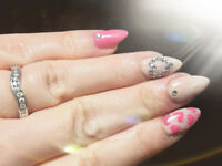 nail tech special offer