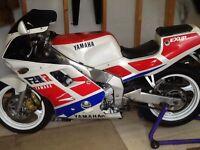 Yamaha FZR R250 exup