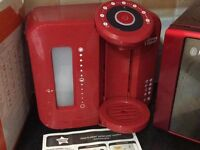 Tommee tippee perfect prep in red