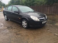 2007 Vauxhall Vectra Life with tow bar