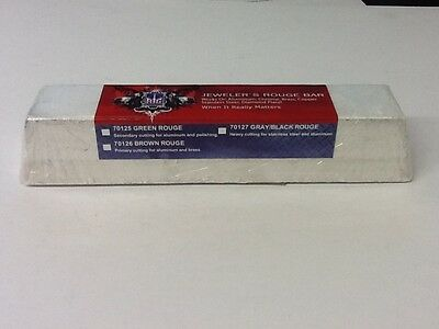 White Rouge Polishing Compound Buffing Large 2 LB Brick Made In The USA